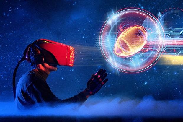 Virtual reality, and all the perks that come with it