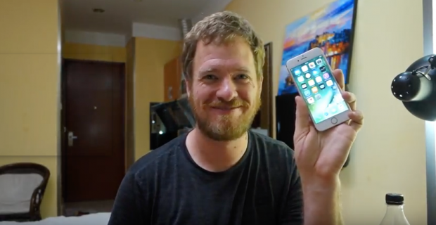 A man built his own iPhone from zero