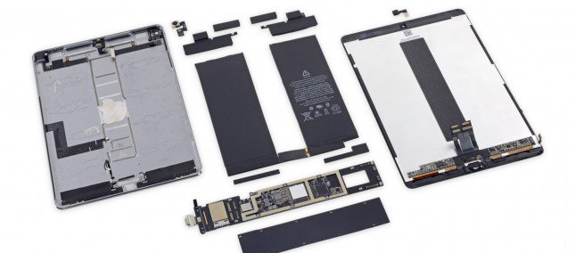 "Apple iPad Pro 10.5"" teardown confirms 4GB RAM and 8.134 mAh battery"