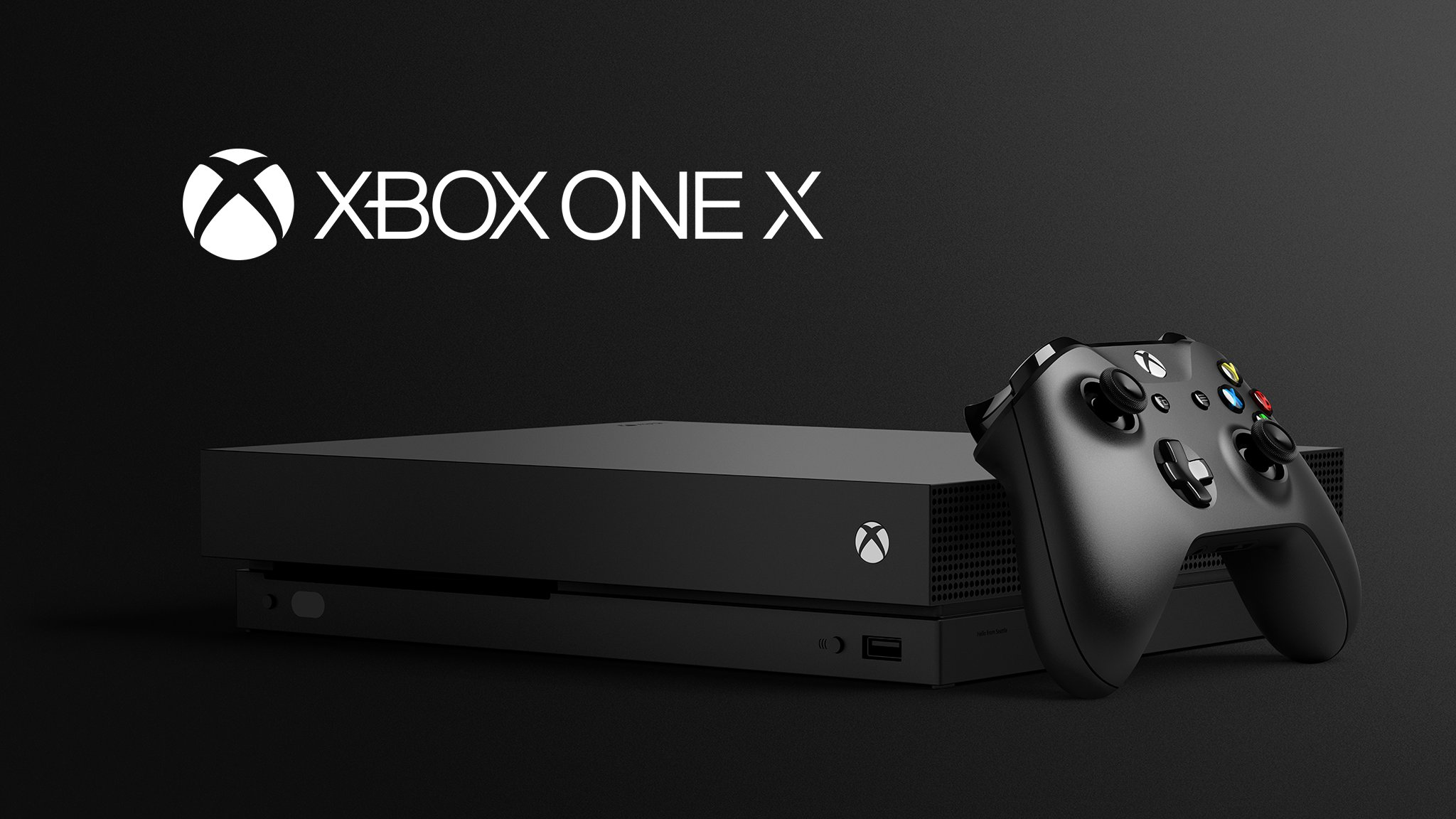 Microsoft's Xbox One X is here: features, price, release date