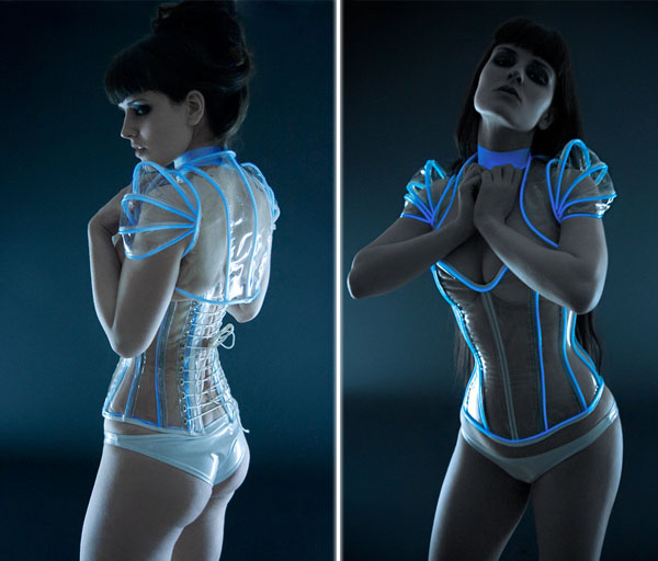 Any TRON fans out there? I loved the first movie but the TRON Legacy was a new level of CGI of character development and of sexiness especially when it ...  sc 1 st  Crazy Cool Gadgets & Hot Tron Costumes for Women - CrazyCoolGadgets