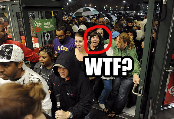 Image result for fun photo black friday