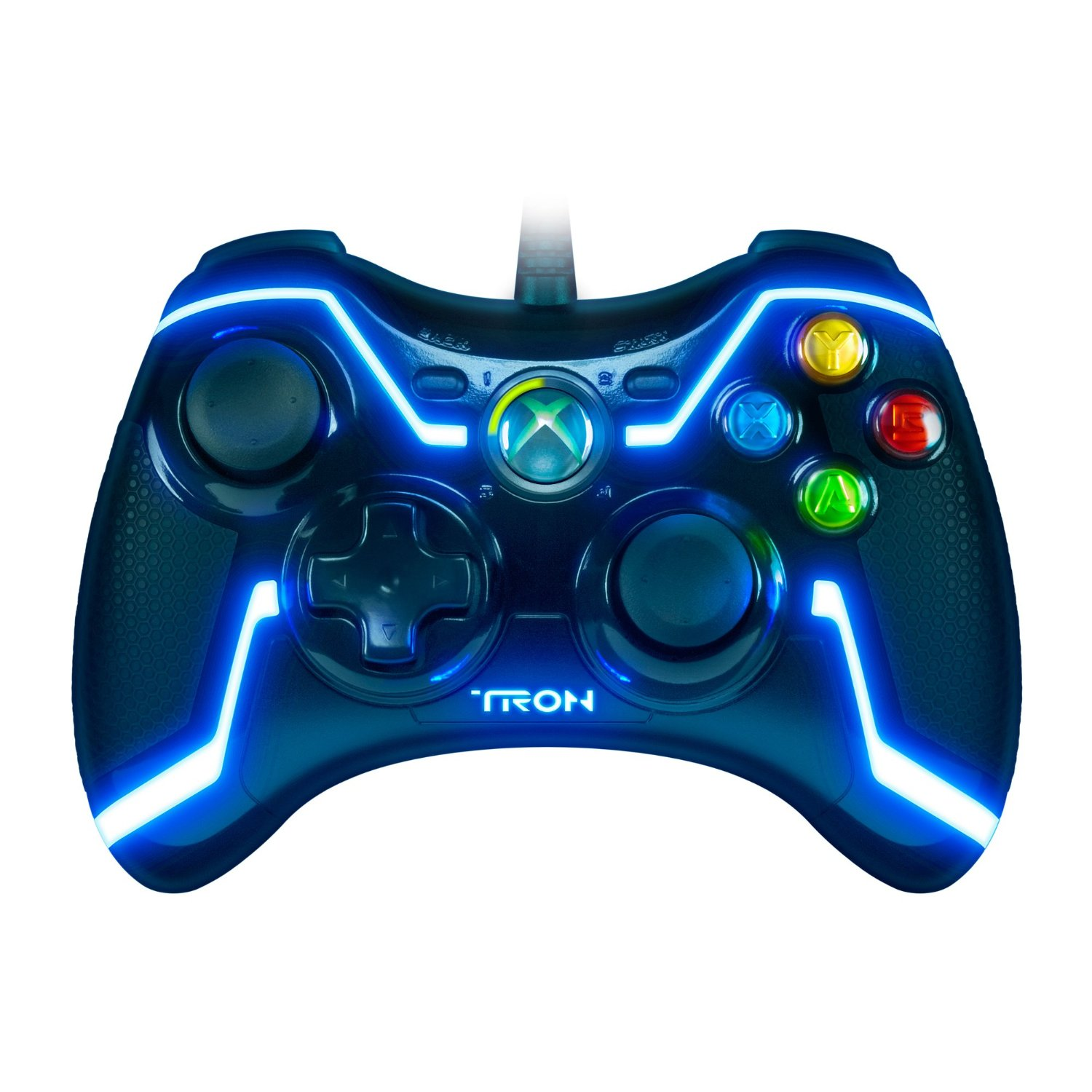 Home Design Games For Xbox 360: TRON Wired Controller For Xbox 360