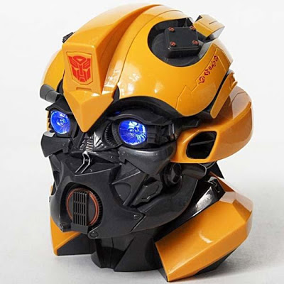 Transformers/Dark Of The Moon Bumblebee Electronic Coin Bank