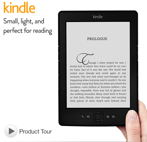 The Original Kindle WiFi is cheaper than ever
