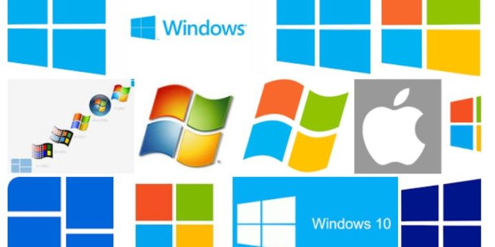 Windows Logo Evolution