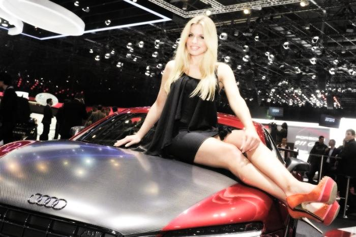 Babes & Cars - Geneva Motor Show 2013 (15)