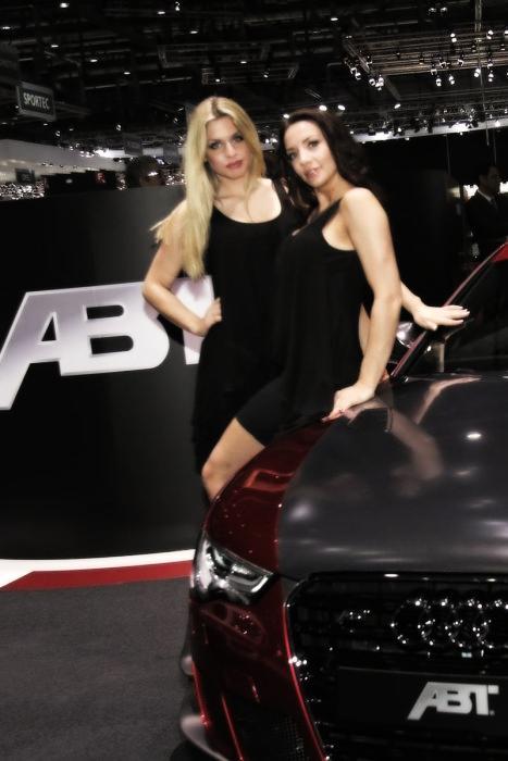 Babes & Cars - Geneva Motor Show 2013 (25)