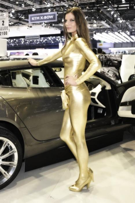 Babes & Cars - Geneva Motor Show 2013 (27)
