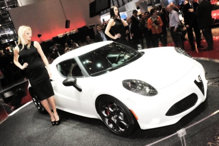 Babes & Cars - Geneva Motor Show 2013 (7)