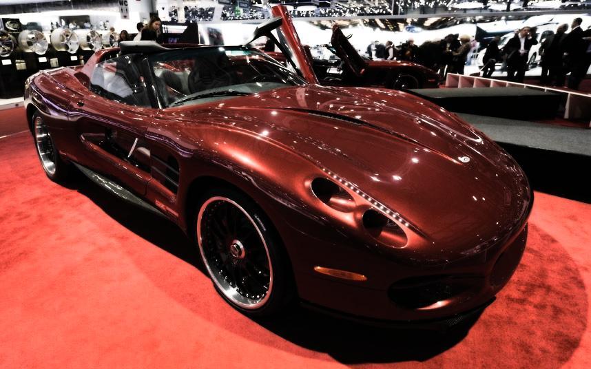 Cars Geneva Car Show 2013 5