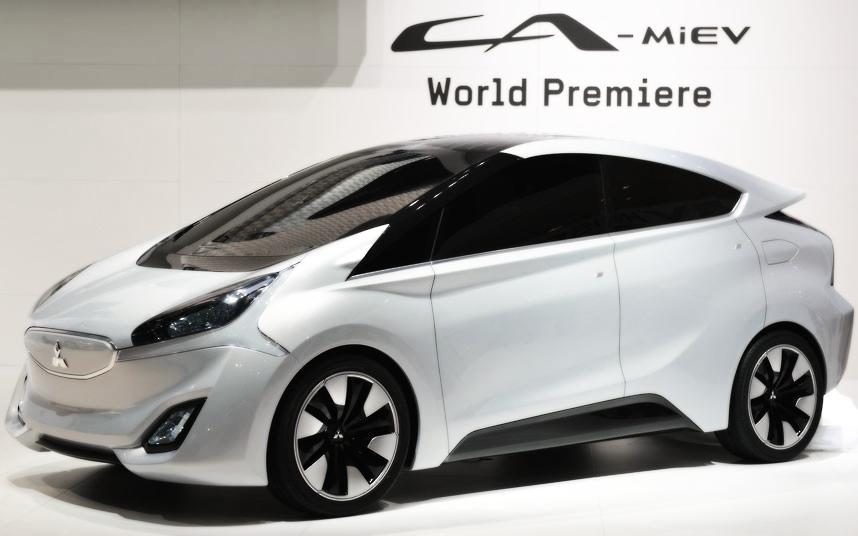 Cars Geneva Car Show 2013 Mitsubishi CA-MiEV concept