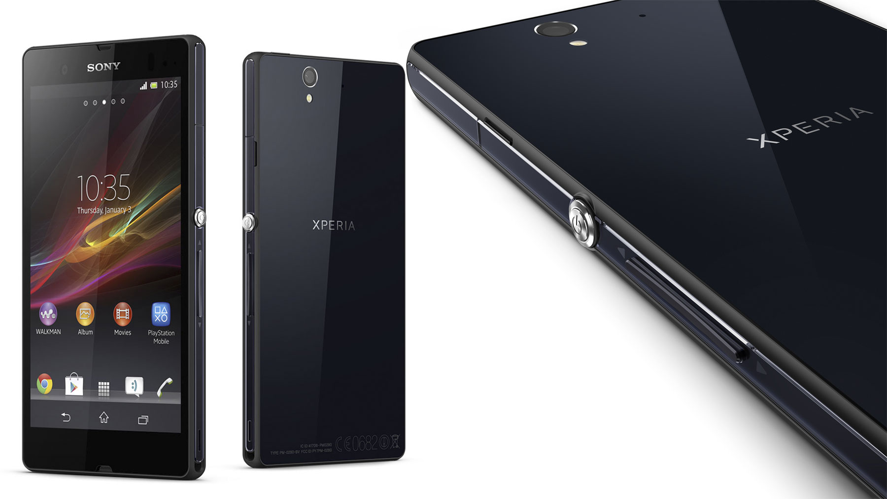 Sony Xperia Z Ultra official specifications and launch date