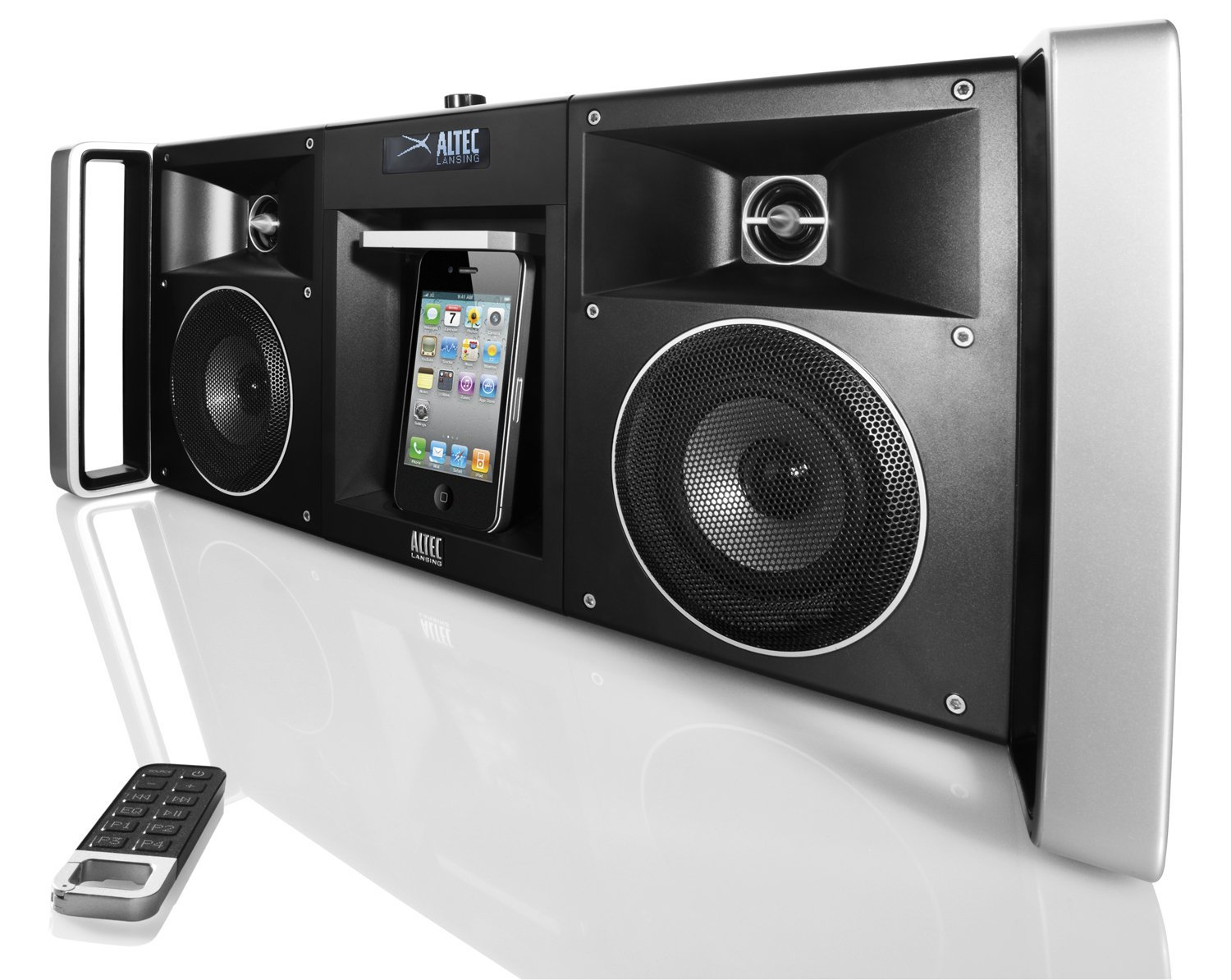 Altec Lansing iMT810 Digital Boombox price and specs