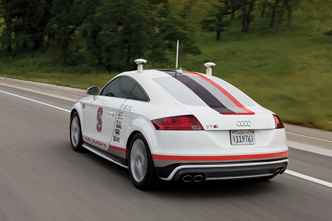 Audi-Robotic-Car