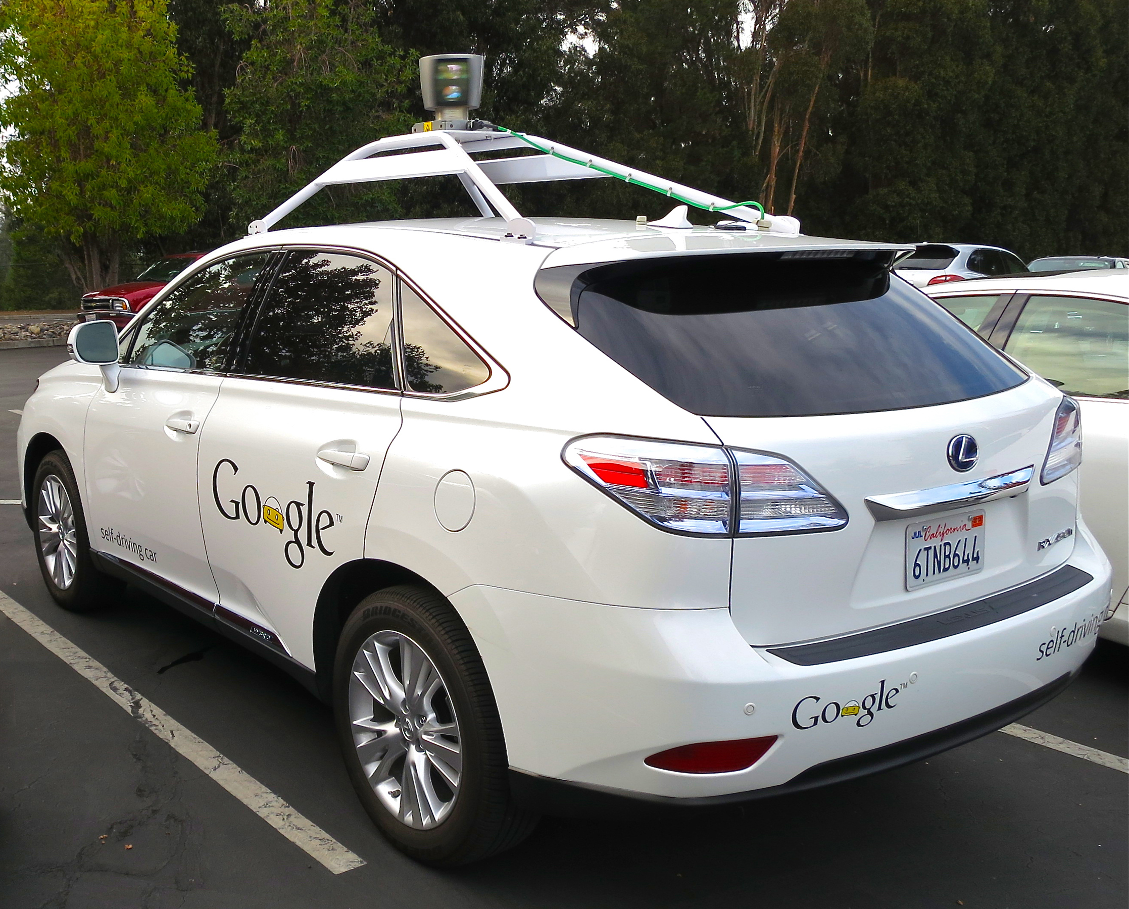 Driverless Car by Google