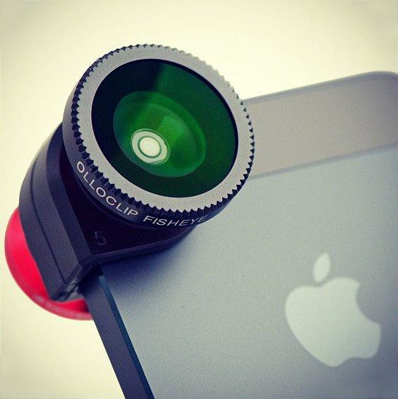 iPhone 5 Lens
