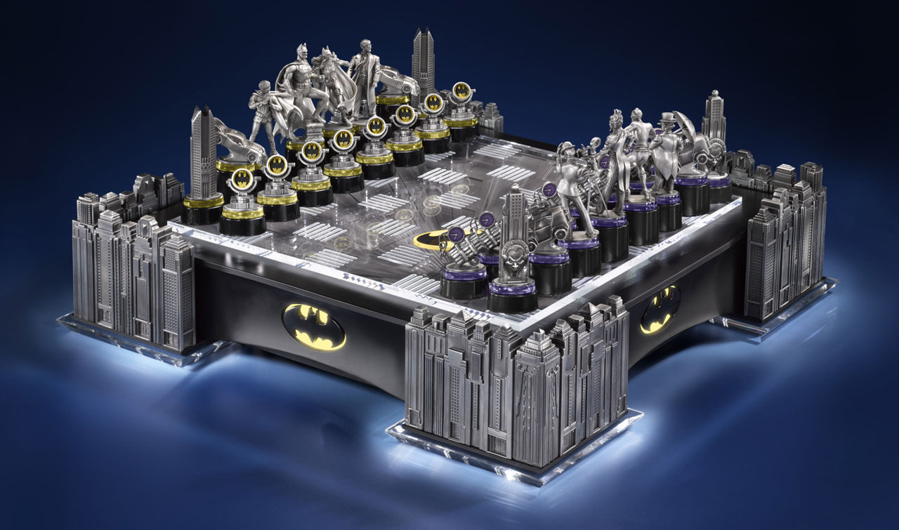 10 Cool Chess Sets Inspired From Movies And Games Crazycoolgadgets