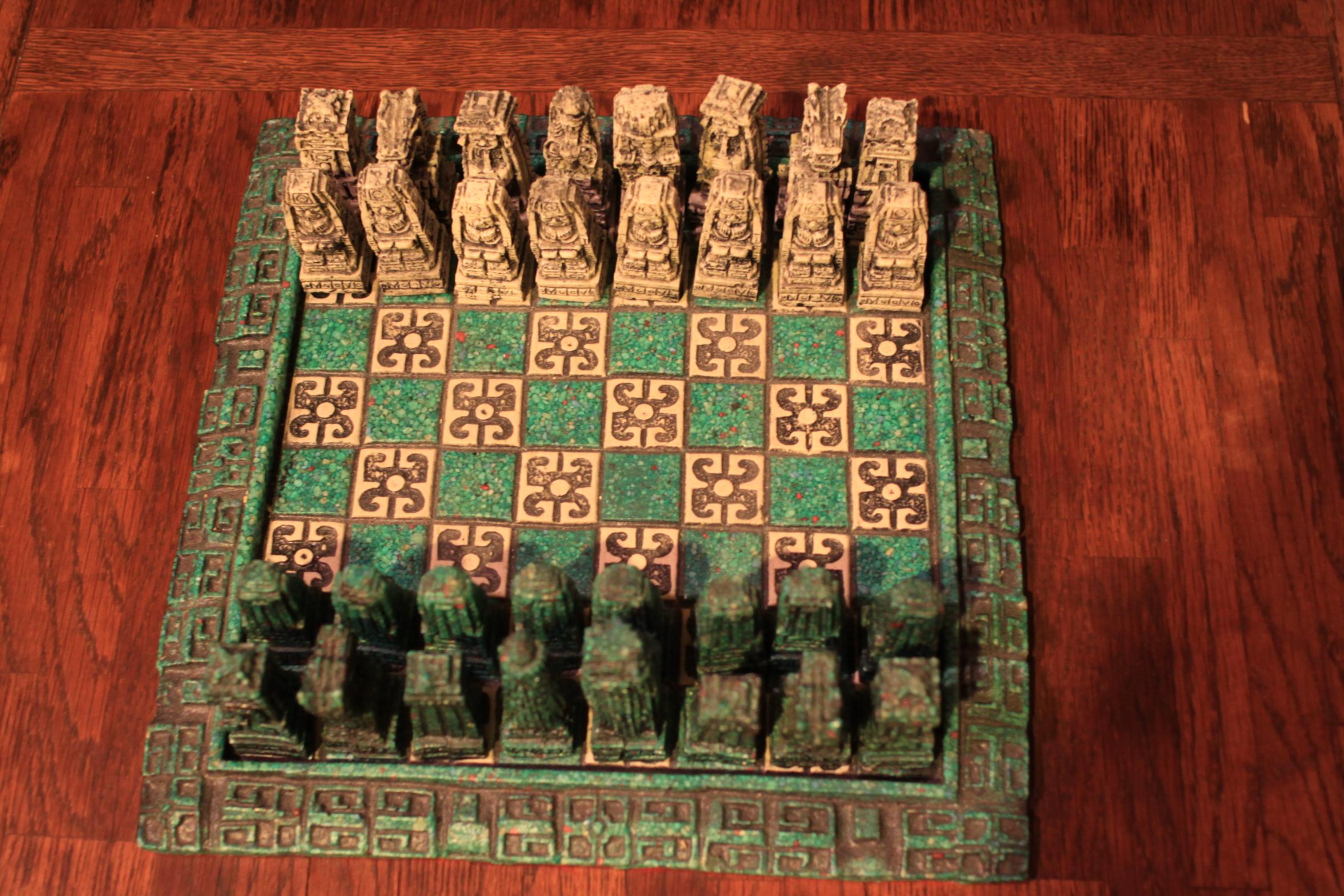 Egipt Chess Set