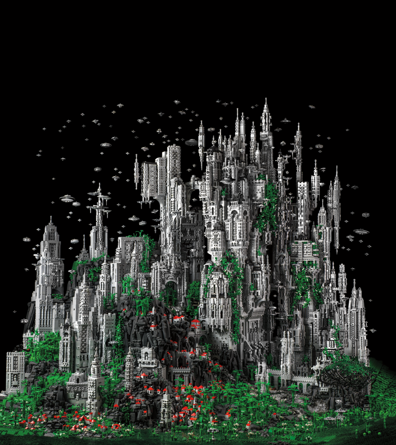 Cool Lego Artwork (4)