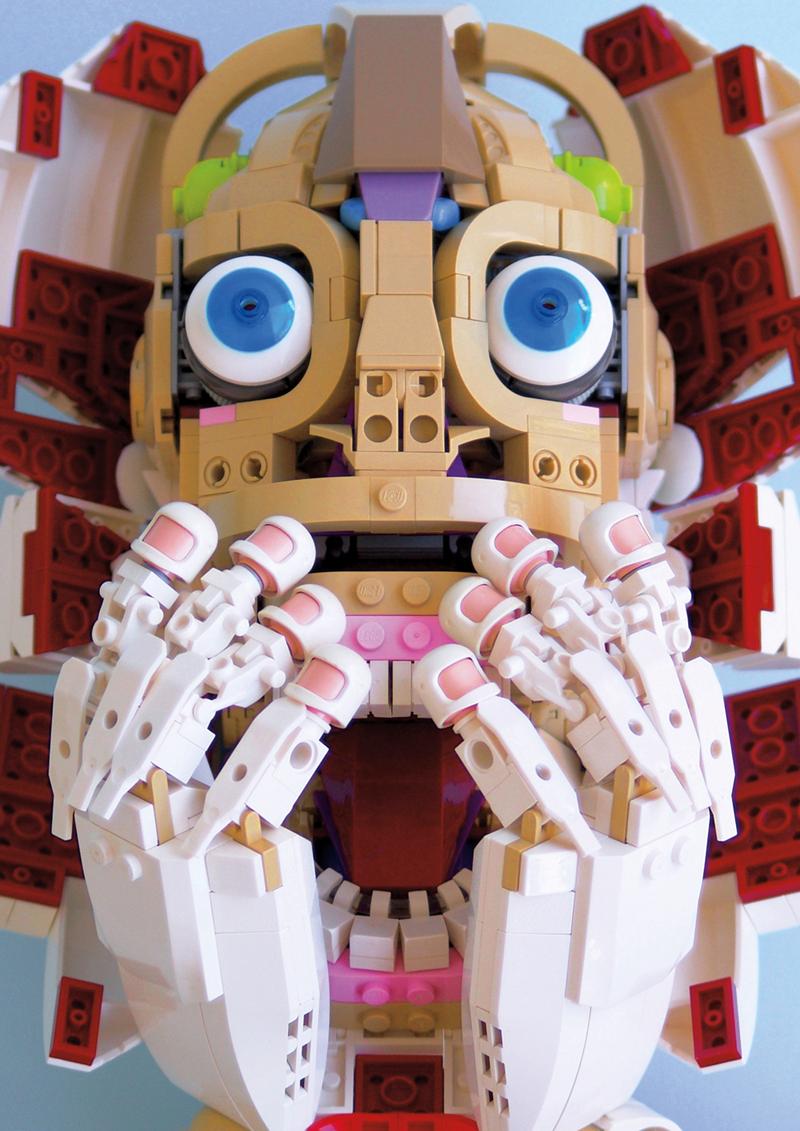 Cool Lego Artwork (8)