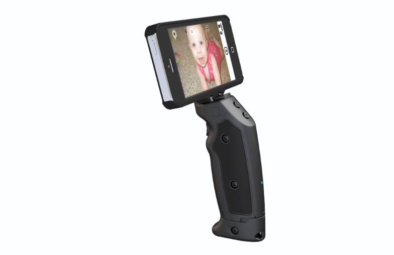 The Grip & Shoot iPhone Rig