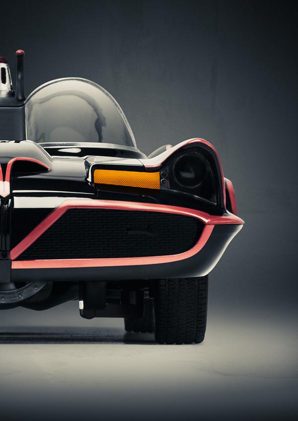Digital Art: All Batman Cars by Cihan Ünalan
