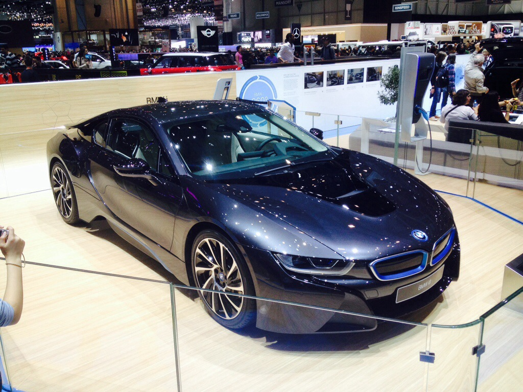 The Best Cars of Geneva Auto Show 2014 [part 1]