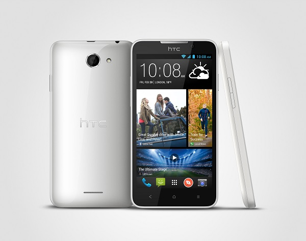 HTC Desire 516 – an affordable smartphone with interesting features