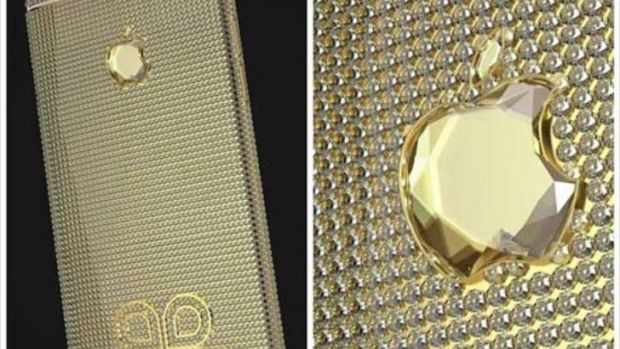 Gold & Diamond iPhone 6: The most expensive iPhone 6 has been released