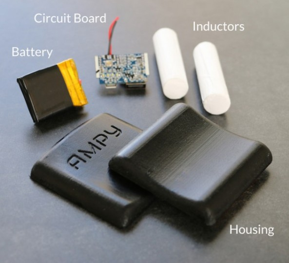 Ampy battery charger
