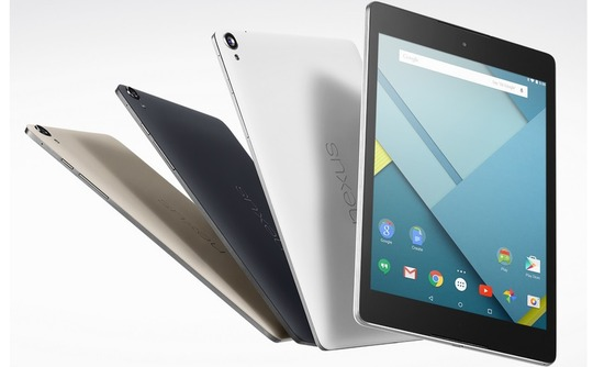 HTC's Nexus 9 review