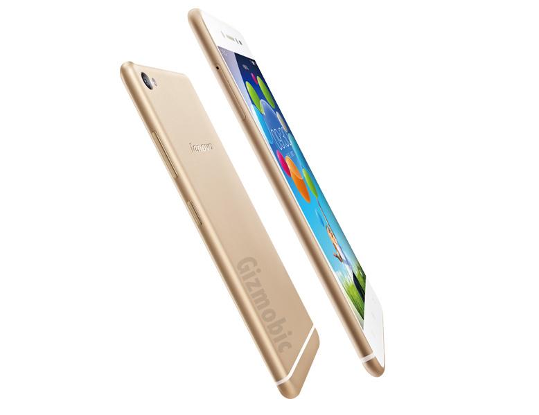 Lenovo S90 looks like iPhone 6 clone