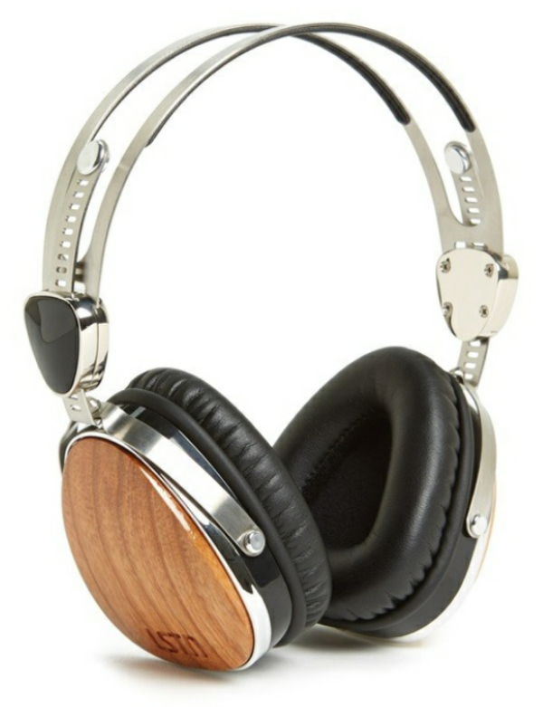 Troubadour Wood Headphones by LSTN