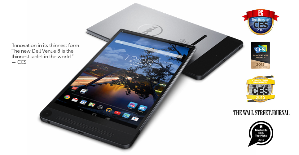 the thinnest tablet in the world
