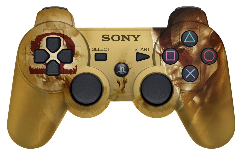 God Of War controller