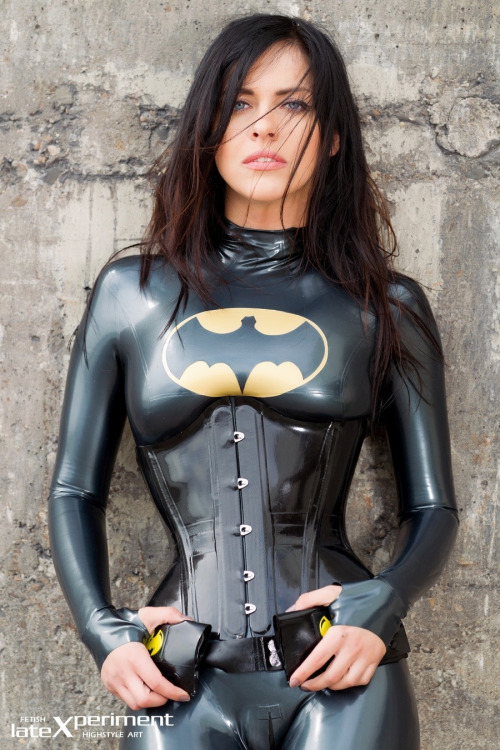 Cool Batman Costume for Girls