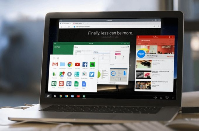 Remix OS 2.0 brings Android on PC and Mac