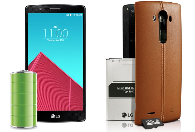 LG G4 Battery Life: tips on how to get better battery life