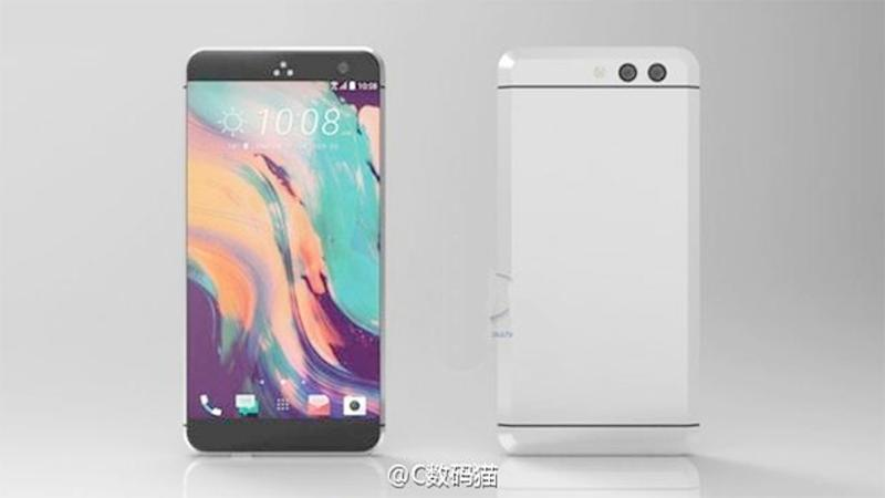 What are the specs of HTC 11?