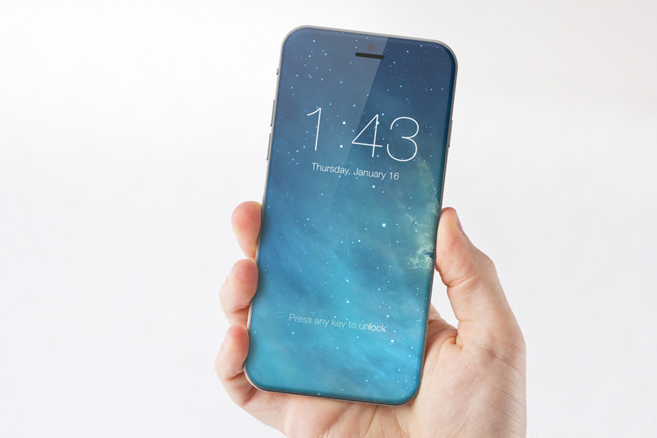 iPhone 8 – the smartphone will feature an OLED display