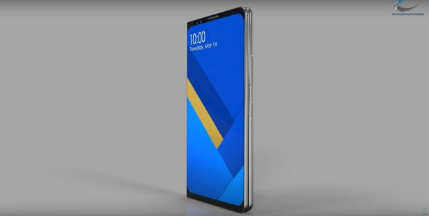 Samsung Galaxy X: Foldable Smartphone Concept