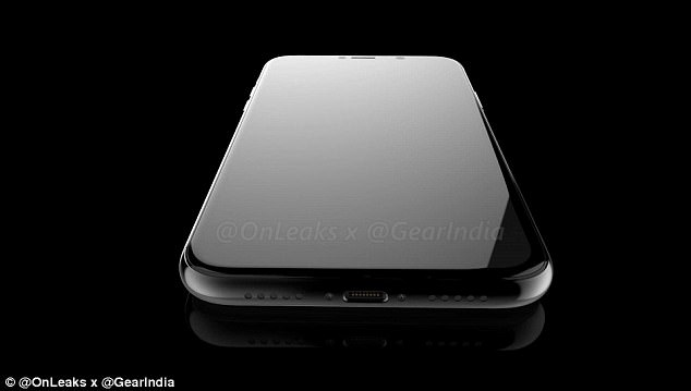 iPhone 8 in real life – images based on leaked information