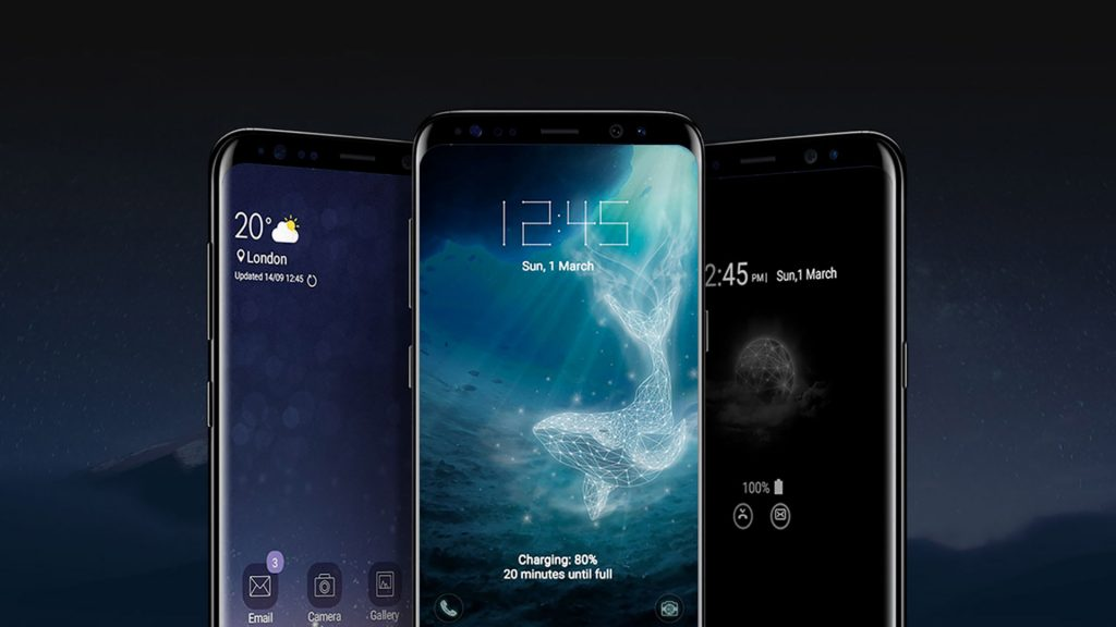 Samsung Galaxy S9 and S9+ launch information