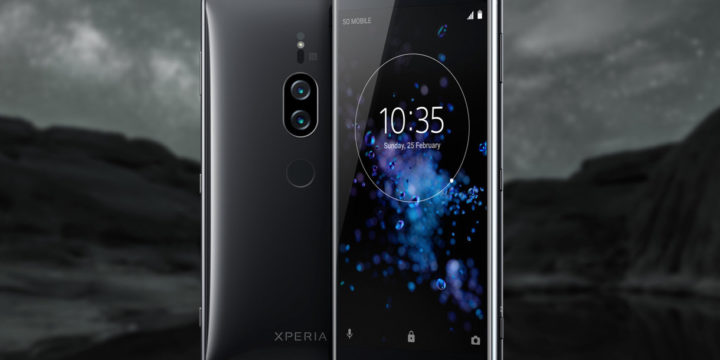 Sony introduced the Xperia XZ2 Premium. Here's what's cool about it
