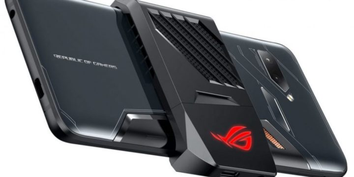 Asus launched ROG Gaming Phone, a smartphone for gamers