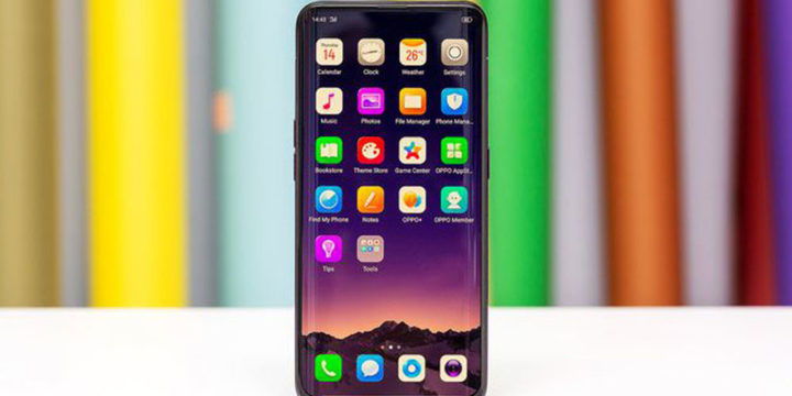 Oppo Find X – an expensive smartphone with class