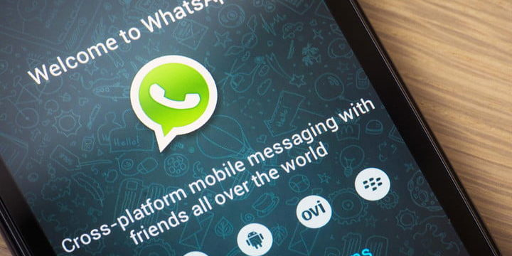 WhatsApp will no longer be offered as a free service