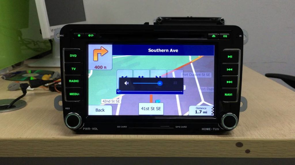 android car navigation