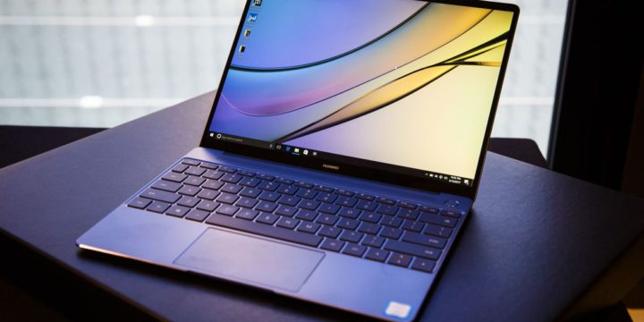 Huawei launched MateBook X Pro and MateBook 14, laptops that will compete with the MacBook